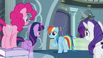 Rainbow Dash --not much to tell-- S6E7