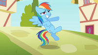 Rainbow Dash chill dude S2E8