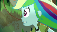 Rainbow Dash running with purpose SS12