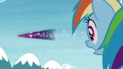 Rainbow vê Twilight voando muito rápido T4E26