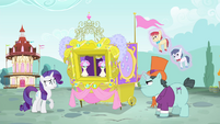 "Rarity ""Awful?!' S4E23"