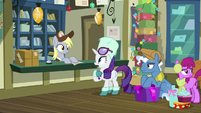 """Rarity """"I will be delivering it"""" MLPBGE"""