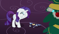 "Rarity face-hoofs ""oh, goodness' sake!"" S6E8"