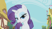 Rarity looking persuasive S1E3
