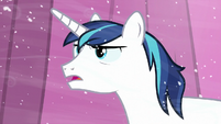 "Shining Armor ""...is shattered"" S6E2"