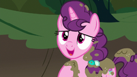 Sugar Belle -never been on his own- S8E10