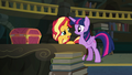 """Sunset Shimmer """"obviously"""" EGFF.png"""