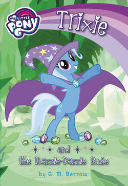 Trixie and the Razzle-Dazzle Ruse cover