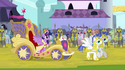 """Twilight singing """"life in Equestria shimmers"""" S03E13"""