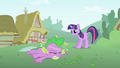 Twilight tells Spike he has to focus S1E15.png