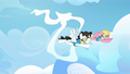 Two pegasi going thorugh the cloud ring S3E07.png
