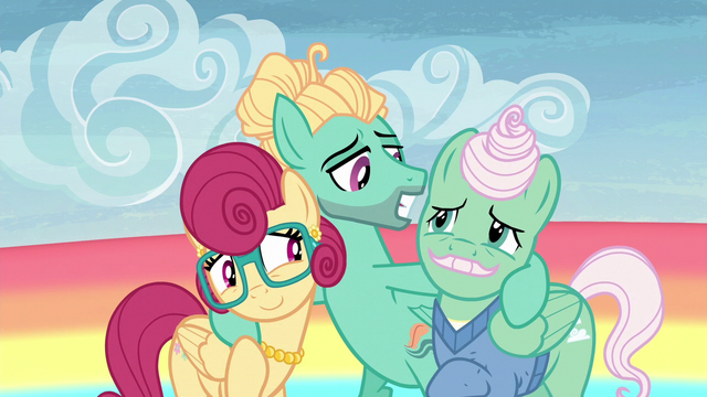 File:Zephyr puts his hooves around his parents S6E11.png
