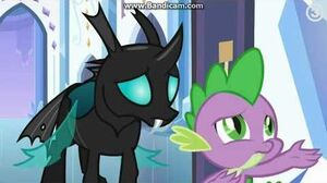 A Changeling Can Change Latvian TV3