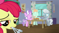 Apple Bloom is feeling down S6E4