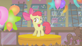 Apple Bloom realizing she has no cutie mark for the party S1E12.png