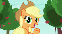Applejack -try again- S8E9