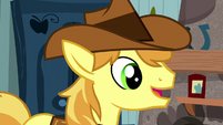 Braeburn convinces Applejack to stay S5E6