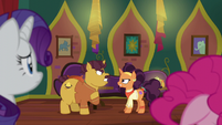 """Coriander """"I know when to throw in the towel"""" S6E12"""