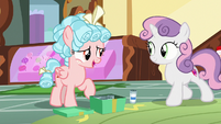 Cozy Glow -you really think Mrs. Cake will like- S8E12