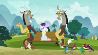 "Discord ""it's for Fluttershy!"" S7E12"