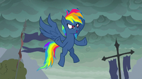 "Fantasy Rainbow ""good riddance, strawberry cream"" S7E23"