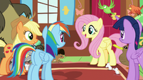 Fluttershy -how lovely!- S7E5