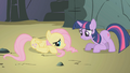 Fluttershy is scared S1E07.png