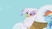 Gilda very annoyed S1E05