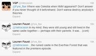 Lauren Faust Twitter Luna Celestia 2013-05-02
