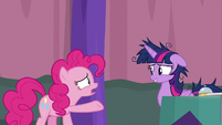 "Pinkie ""won't be able to get your third win!"" S9E16"