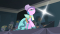 Pony walking on runway S4E08.png