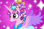 Princess Cadance table