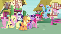 "Rainbow ""we all know that's crazy!"" S8E20"