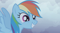 Rainbow Dash's reaction to the Shadowbolts' offer S1E02