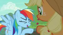 Rainbow Dash --I am so there!-- S6E18