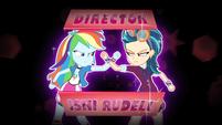 Rainbow dash vs indigo zap