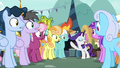 """Rarity """"flowers that accentuate my mane"""" S7E19.png"""