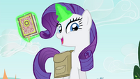 Rarity 'then again' S4E23