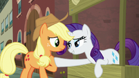 Rarity -try not to worry- S5E16