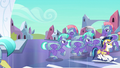 Shining Armor and royal guards dispersing S6E16.png