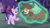 "Starlight ""it's nice to see you, too"" S8E26"