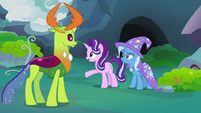 Starlight Glimmer -the hive, all the activities...- S7E17
