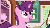 """Sugar Belle """"all he has to say is"""" S9E23"""