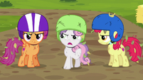 """Sweetie Belle """"supposed to be for us"""" S6E14"""