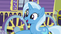 "Trixie ""Cadance is right"" S8E19"