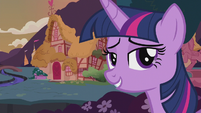 "Twilight ""so lucky to live in this town"" S5E9"