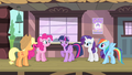 Twilight 'haven't exactly been worry-free' S4E11.png