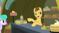 Young Grand Pear -apples are sour- S7E13