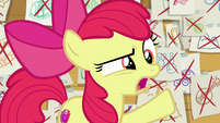 Apple Bloom --we're not hanging out anymore!-- S6E4