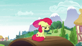 Apple Bloom moping on a bridge S6E4.png